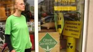 Jana Wiechmann, Greenpeace coordinator, Bremen