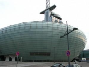 Germany's Klimahaus museum