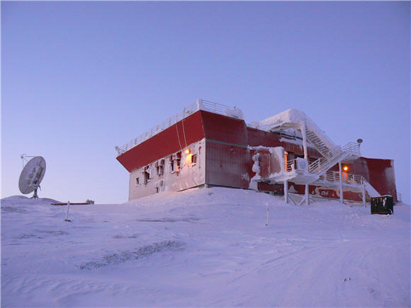 PEARL Arctic Research Station